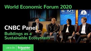 World Economic Forum CNBC: Buildings as a Sustainable Ecosystem | Schneider Electric thumbnail