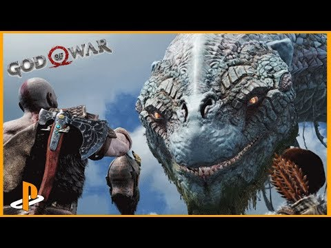 God of War: How to get World Snake Scale