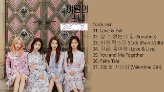 [Mini Album] LOONA 1/3 – Love & Evil - Stafaband