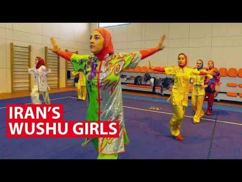 Iran's Wushu Girls and China's Soft Power | The New Silk Road | CNA Insider