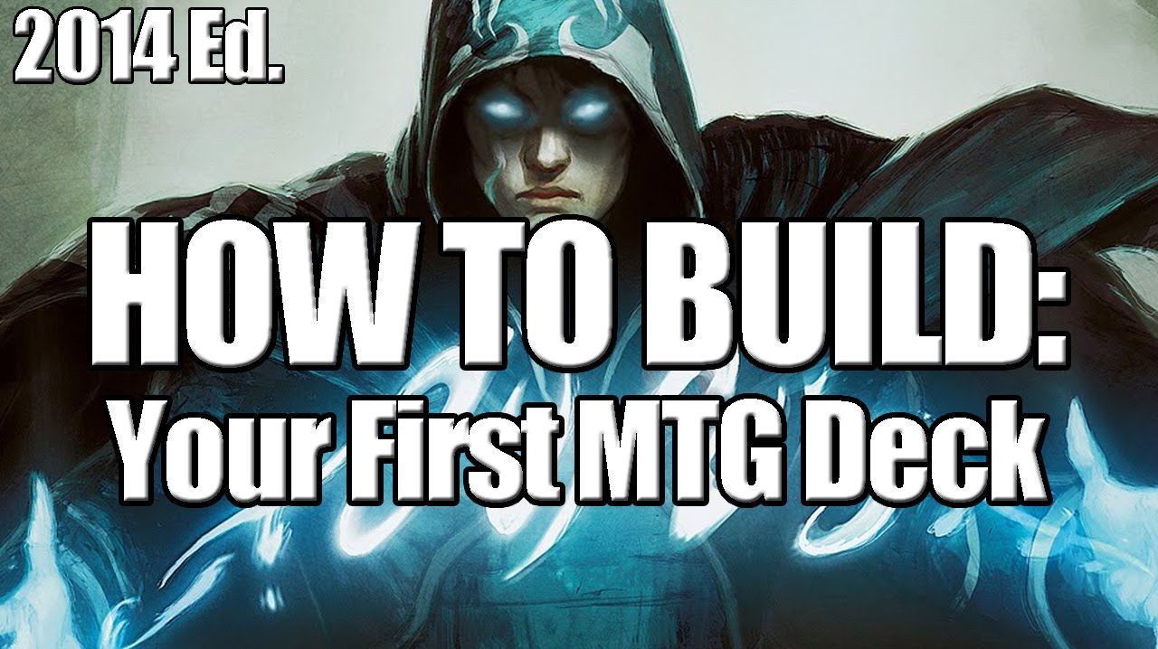 Deck builders toolkit 2014 how to build your first mtg deck deck builders toolkit 2014 how to build your first mtg deck youtube ccuart Gallery