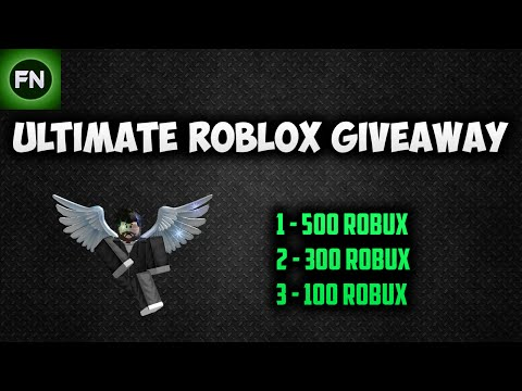 [Closed!] Ultimate ROBLOX Giveaway!