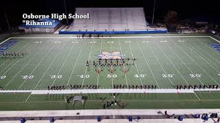 2017-10-30 Cobb County Marching Band Exhibition #2