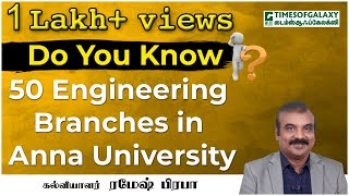 Engineering branches - by Ramesh Prabbha