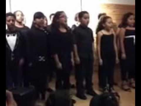 We Are Young - DC Bilingual PCS Choir