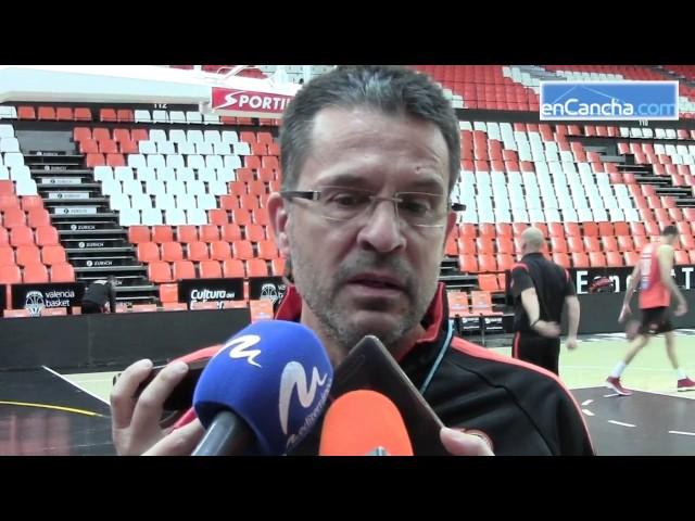 Pedro Martinez previa Betis Energia Plus