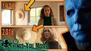 46 Things You Missed In Halloween (2018)
