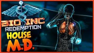Bio Inc. Redemption - DIAGNOSING WICKED'S DISEASES - Let's Play Bio Inc Redemption Gameplay