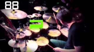 120 BPM Shuffle Beat - Drum Track