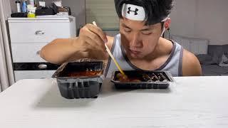 [먹방] 떡볶이&꼬마김밥 먹방  Tteokbokki &…