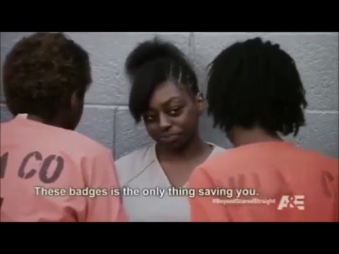 She Is A Blood - Beyond Scared Straight