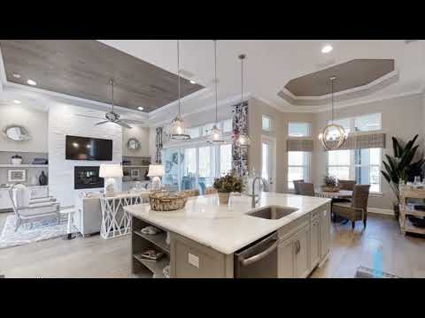 The Egret V Model Home at 95253 Amelia National Parkway, Fernandina Beach