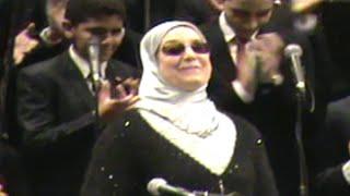 مقسومه نصين - نهى علاء الدين - حفل مكتبة الإسكندرية 1 فبراير 2016