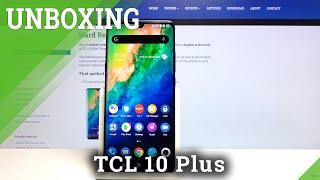 TCL 10 Plus Unboxing – Overview & Description
