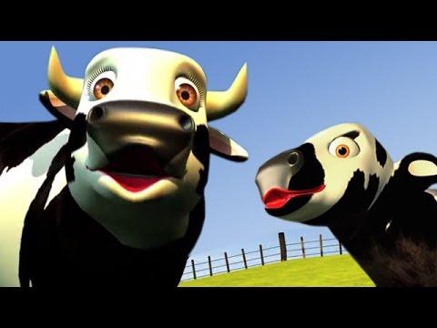 A Vaca Maru - A Fazenda do Zenon 2   O Reino Infantil