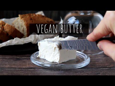 Eng Rus Sub | The Best Vegan Butter!