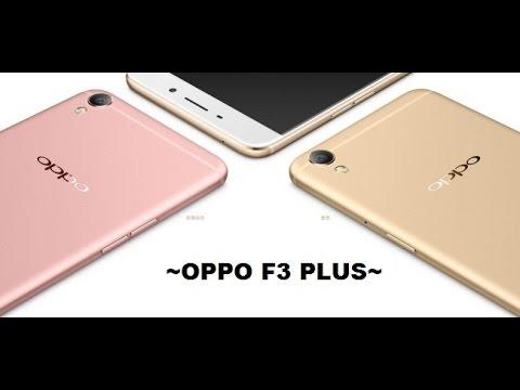 Oppo F3 Plus Indonesia Spec Youtube