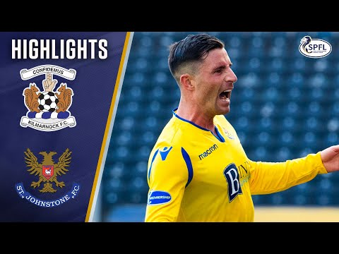 Kilmarnock St. Johnstone Goals And Highlights