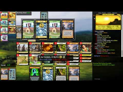 Streaming Dominion 048 vs. Burning Skull: Nocturne Previews 21 I feel like a fool