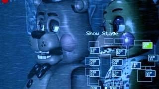Копия видео 5 ночей с фредди 2 без фонаря