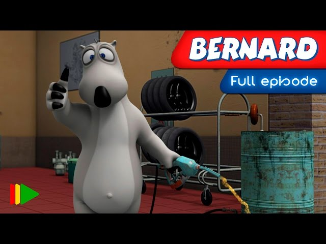 Bernard Bear - 143 - Motorcycling