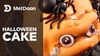 Spooky Halloween Cake| MET DAAN