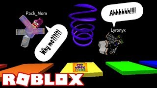USE THIS METHOD TO WIN ALL LEVELS? SURE 😧😡 ROBLOX SPEED RUN 4! LYRONYX VS PACK MOM | FAMILY GAMING