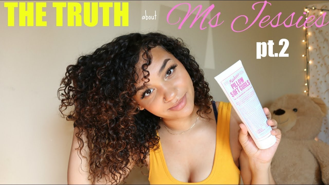 the truth about miss jessie s pillow soft curls