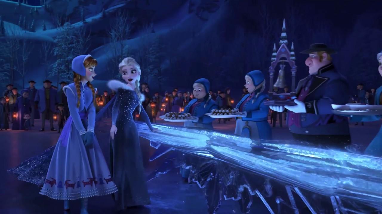 アナと雪の女王 家族の思い出 あらすじ 日本語声優まとめ アニメイトタイムズ