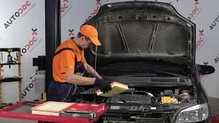 OPEL ZAFIRA DIY repair - car video guide
