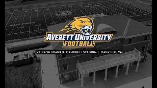 Averett football vs. Huntingdon