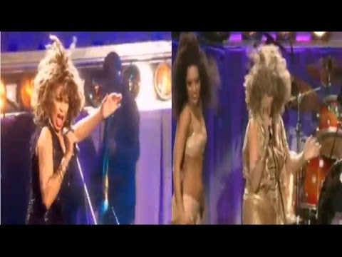 Tina Turner - Typical Male - The Black Vs Gold Video edit