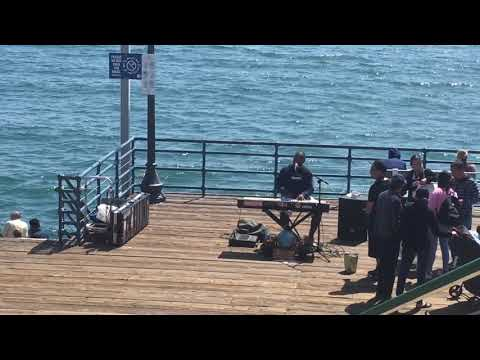 Terry Prince- things to do in Santa Monica Pier May,16 2017