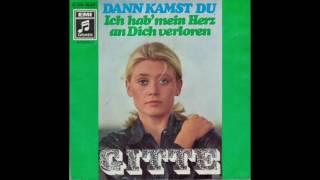 Gitte - Dann kamst du (1970)