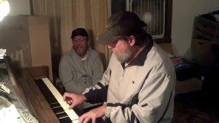 """Speak my lord"" gospel hymn by Jackie on Piano 8-19-15"