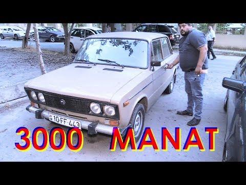 3000 manatlıq Jiquli - Maşın sahibi nələri danışdı Vaz 2106