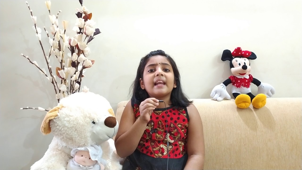"Poem ""Nellikka"" sung by Ms Ashtami"