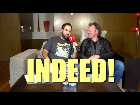 Chris Jericho shoots on his new book, Vince McMahon & Brock Lesnar