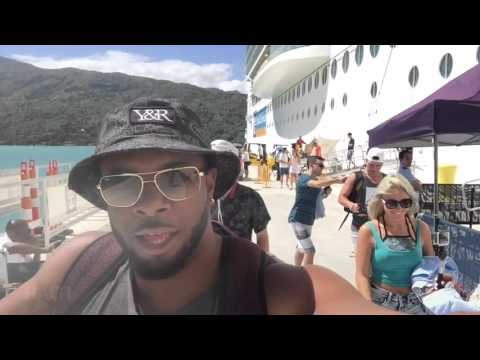 ERIC DUNN SPRING BREAK CRUISE (2016)