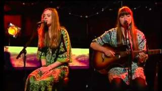 First Aid Kit - Waltz for Richard Live @ TV4 Play