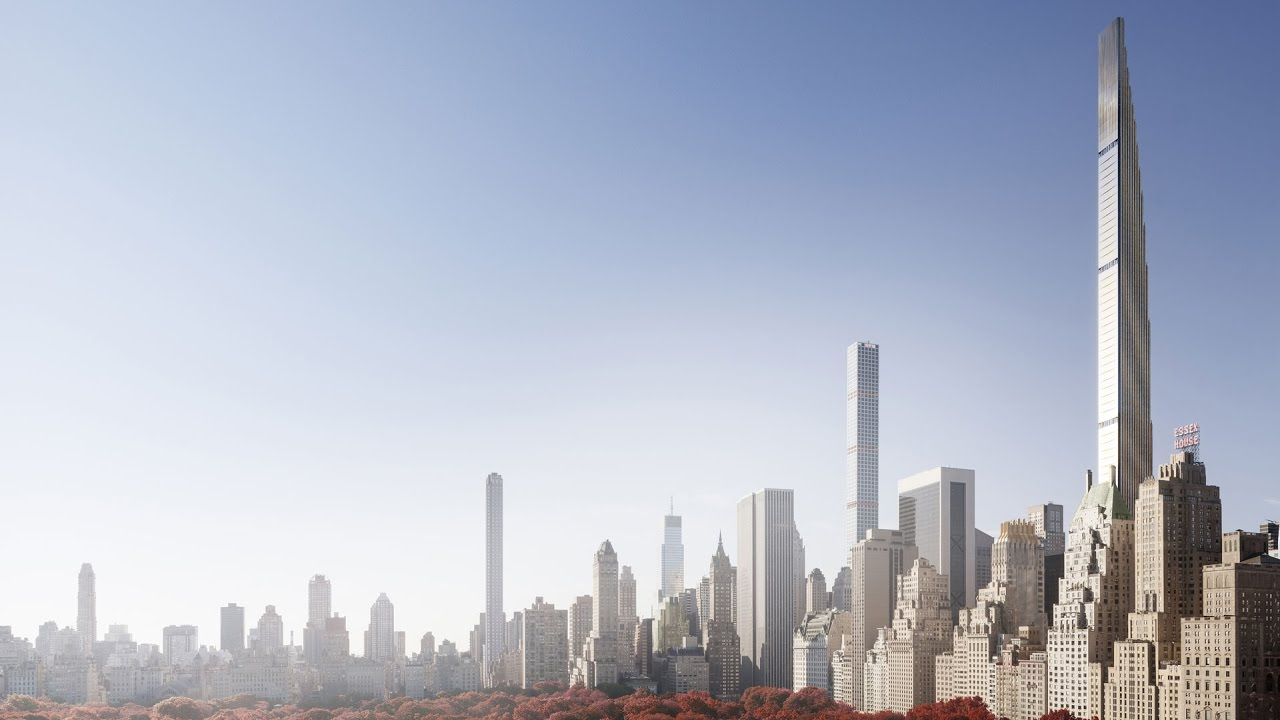 Future America : Buildings That Will Change America's Skyline