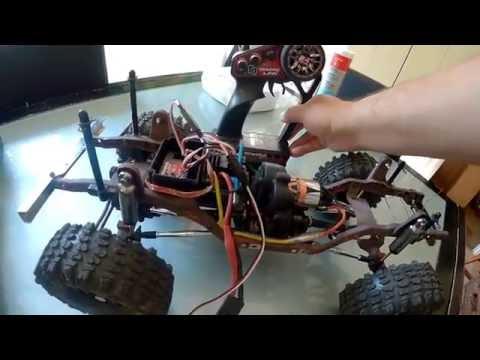 le moteur Sound Module Pour RC-Cars Monstre Sense-Innovations ESS-One