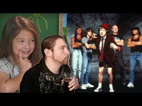 KIDS KNOW AC/DC?!?!?! (most original title) | Mike The Music Snob Reacts