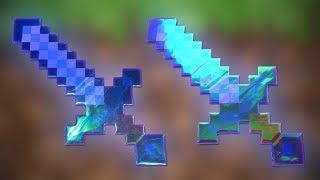 как в майнкрафте сделать меч из дерева