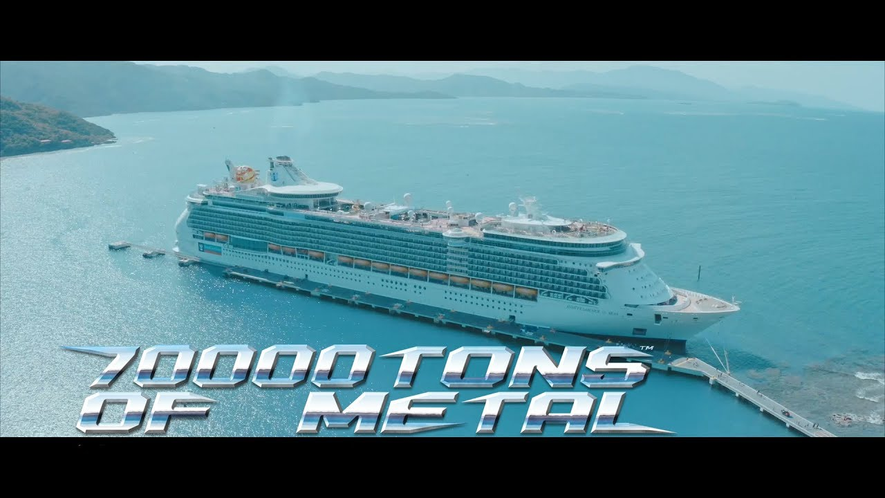 70000tons Of Metal The Worlds Biggest Heavy Metal Cruise