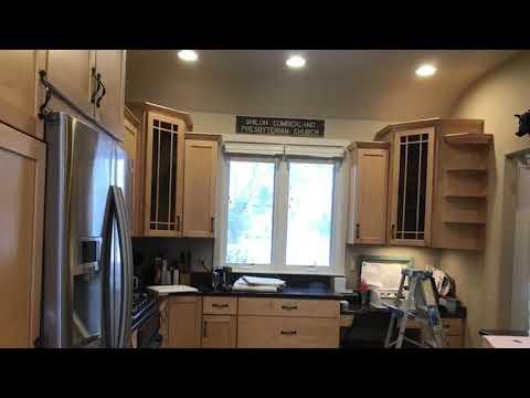 Kitchen Cabinet Painting Contractors Craine Painting LLC Lake Geneva Wi