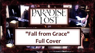 PARADISE LOST - Fall From Grace (FULL COVER)