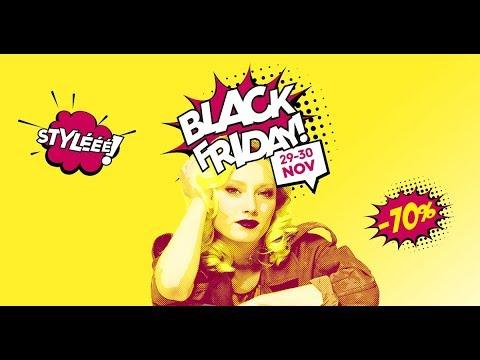 OUTLET AUBONNE - BLACK FRIDAY du 29 au 30 novembre