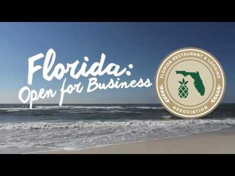 Florida is Open for Business