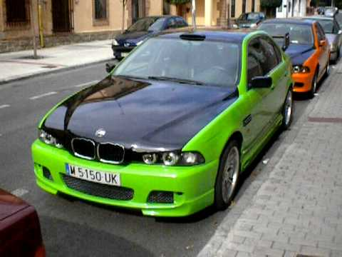 bmw serie 5 e39 tuning kawa by rebel youtube. Black Bedroom Furniture Sets. Home Design Ideas